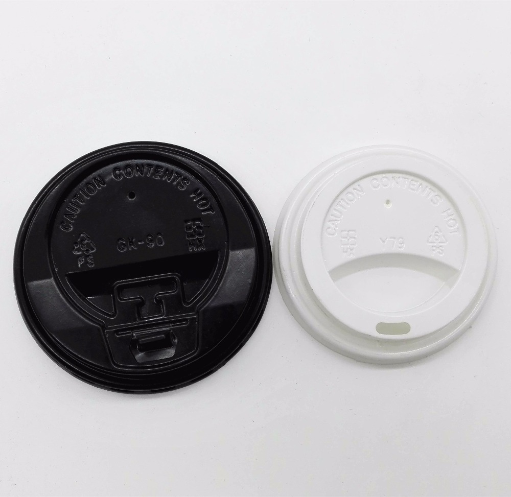 Plastic lids for paper coffee cups disposable plastic lids using paper bowl