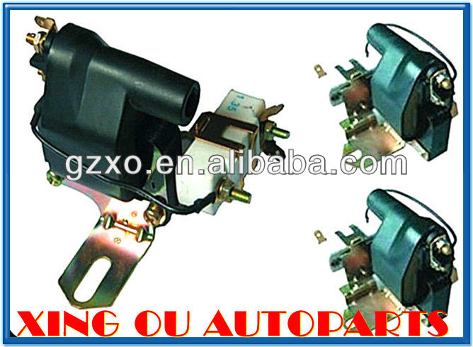 Guaranteed Engine Ignition coil for SUZUKI DQ-3037 33410-85120 33410-85000 33410A60D30 F-076 FTM063GT