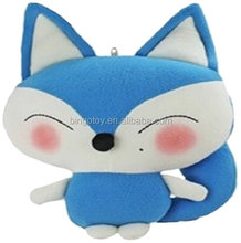 factory high quality stuffed promotion plush fox baby toy inflatable fox toy