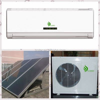 2 ton Home Use split solar air conditioner,hybrid solar powered wall mounted air conditioner