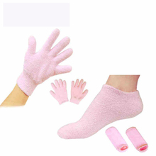 New design Popular Spa Moisturizing gel gloves and socks for hands and foot care