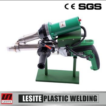 Manual Hand Held New Plastic Extrusion Welding Gun