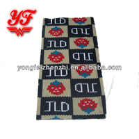 JLD strawberry bandana scarf fashion wool bandana