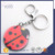 Hot selling wholesale cheap custom fashion acrylic keychain