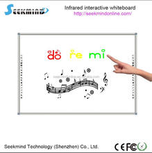 School and Meeting multi-touch smart interactive whiteboard with USB2 .0