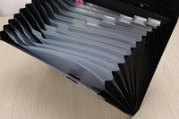 manufacturer made plastic a4 storage expandable file folder