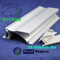26.2*70mm LED Aluminum Profile Housing