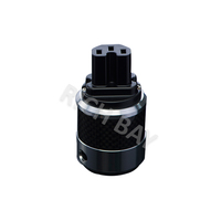 Hot sale rewireable schuko audio cable connector plug