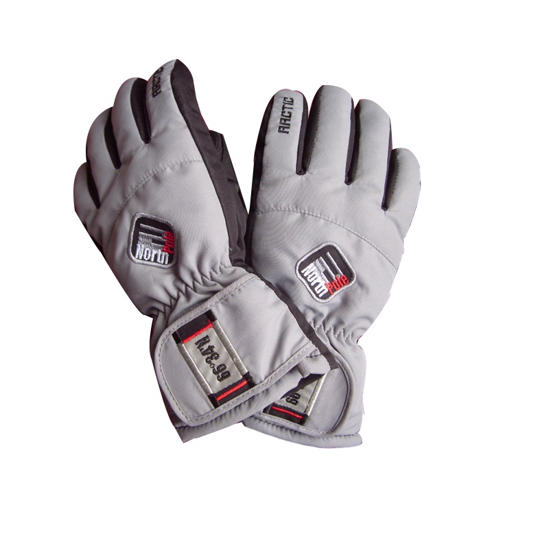 Customized polyester soft textile motorbike glove
