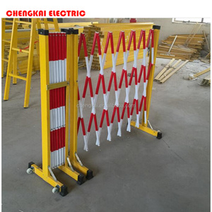 FRP fiberglass fence for electrical