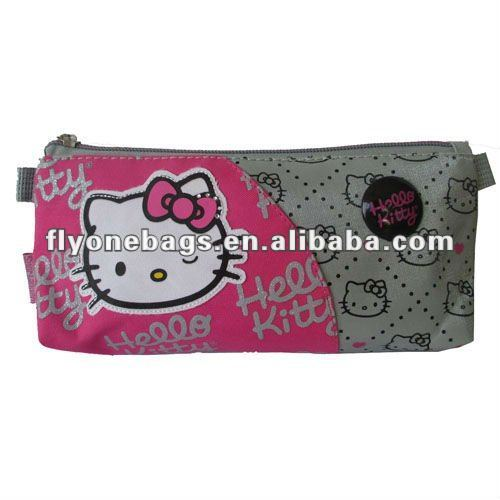 Fashion Eco Hello Kitty Pencil Cases, Pencil Bags for Kids