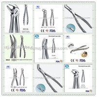 Dental tooth instrument/disposable Forceps/extracting tooth forceps
