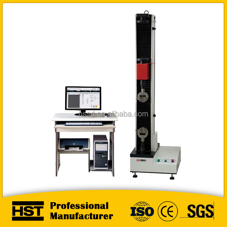 electronic universal tester for plastic film and composite materials