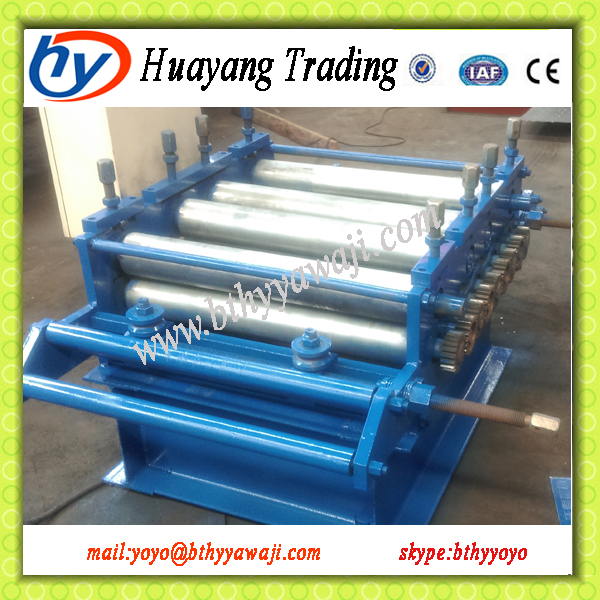 Scaffold Walk Boards Making Machine Forming Punched Iron Plate