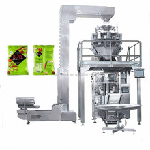Chips/Chocolate/crisps/seeds/grain nut packaging machine