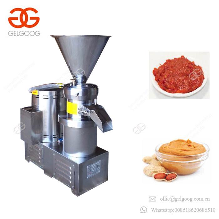 Best Selling Competitive Price Groundnut Butter Grinding Machine Nuts Butter Grinder Peanut Paste Grinder