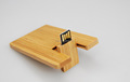 wholesale custom bamboo wooden memory stick mini usb flash drive usb flash memory