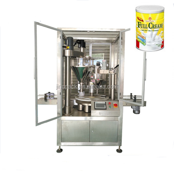 Food packing High speed packing machine sensors milk powder machine