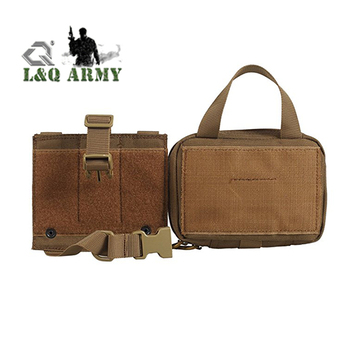 MOLLE Tactical Medical Pouch Military EMT Bag