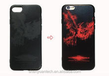 Heat Sensitive Color Changing Cell Phone Accessory Case