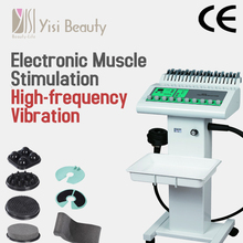 2 in ems system and vibrating fat burning massager weight loss machine fat burning instrument YS-800V