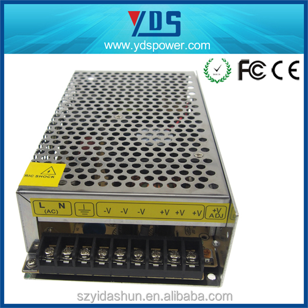 Shenzhen Top supplier New Universal DC 24V 15A Regulated Switching Power Supply waterproof 360W uninterrupted power supply