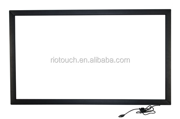 New style multi touch screen smart tv kit