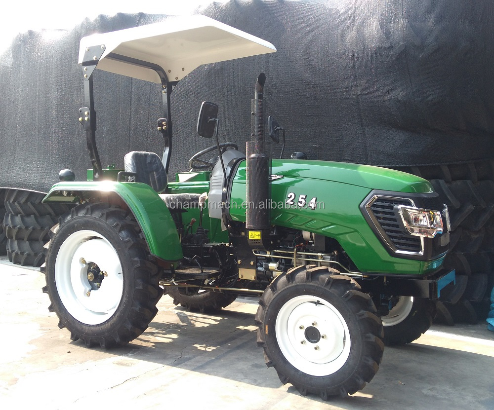 2018 chinese advanced small farm tractors Model 244 with low price
