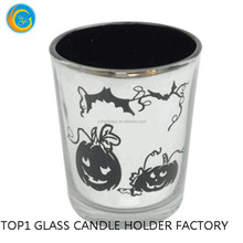 glass candle wax warmer for holiday