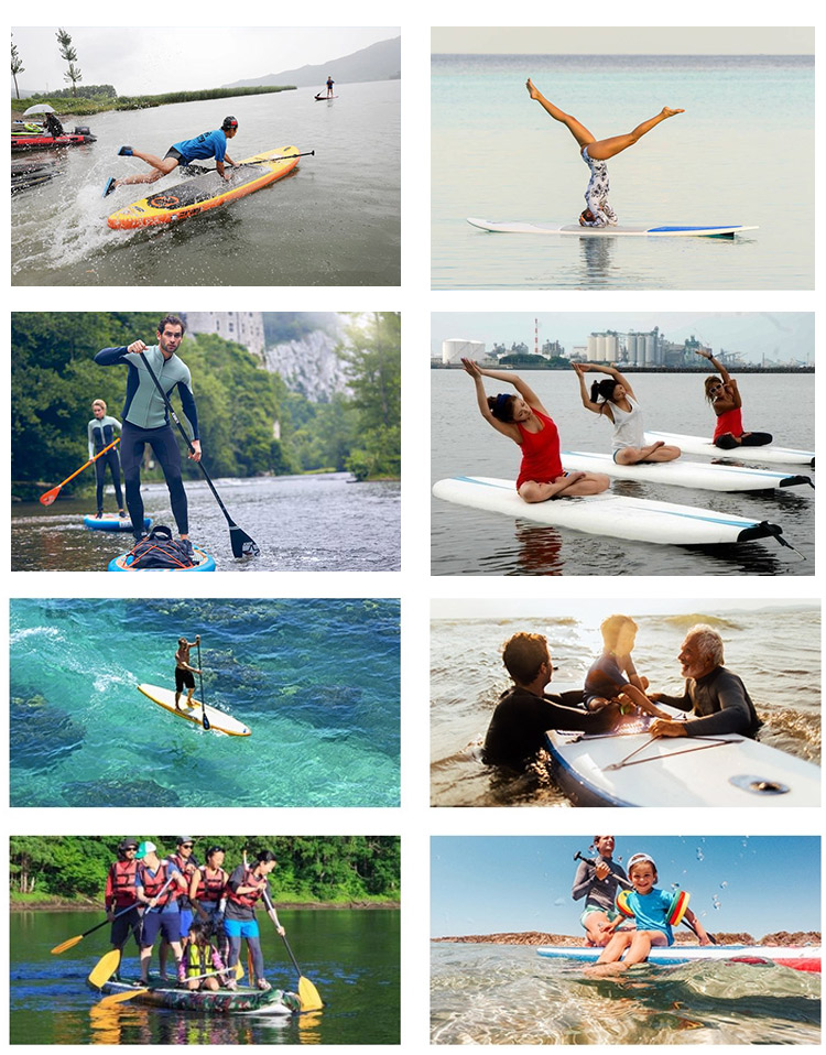 factory SUP Paddle Boards Stand Up Paddle Board  Yoga Paddle board