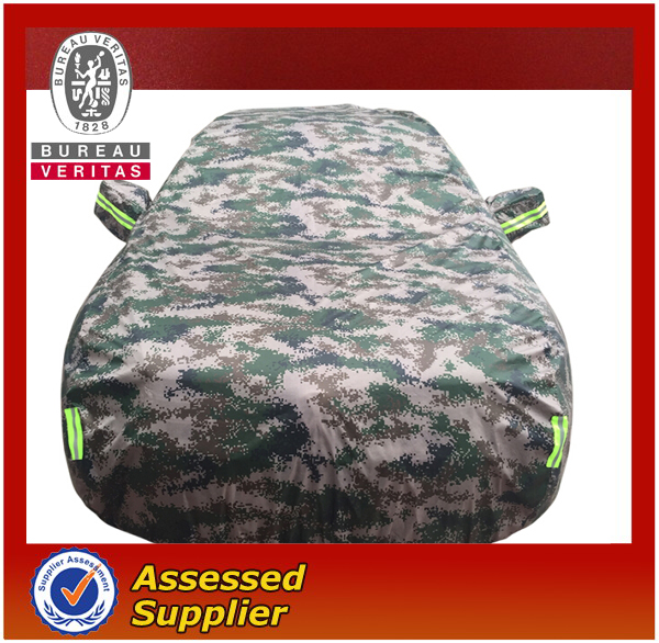 Hot Sell Waterproof PEVA And PP Cotton Car Cover