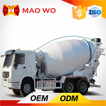 HINO 9m3 used concrete pump truck for sale