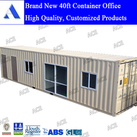 New 40 ft container office shipping container office