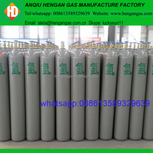 50KG Empty Argon /Ar Gas cylinder for sale high quality
