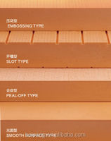 polystyrene extruded insulation foam board for ground floor