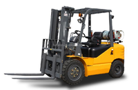 Made in China Lonking 5tons capacity diesel forklift price low