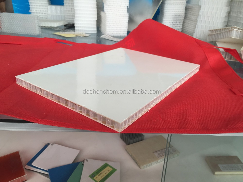 FRP GRP honeycomb sandwich panel for truck body