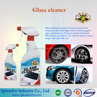 Glass cleaner/ Glass cleaner for car