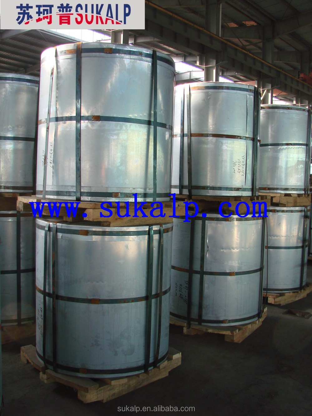 G550 G350 G450 Galvalume steel coil