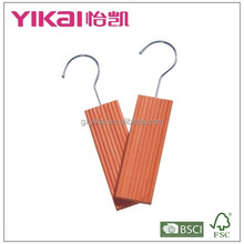 Bulk insectproof cedar blocks with hook