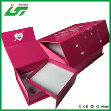 4C printing hard paper condom gift box packaging