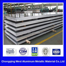 high quality alloy 6063 aluminum plate