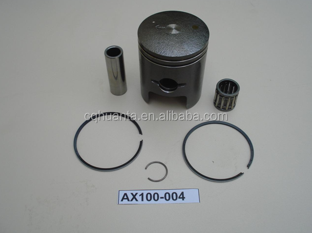 motorcycle parts and accessories AX100 piston ring