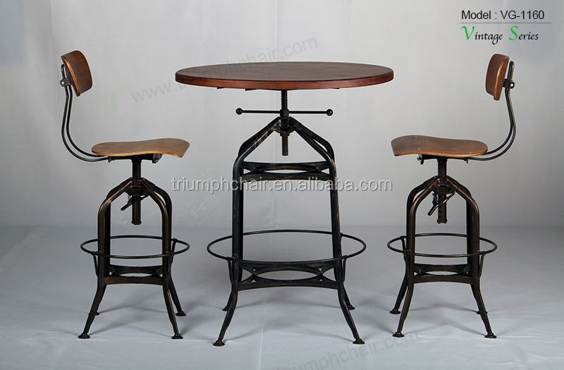 Durable cheap price Toledo dining table and chair