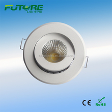 3W 5W dimmable small LED downlight lights