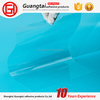 PET Silicone Protective Film used for car floor lamination