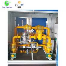 Stable Operation High Integration Methane Gas Pressure Regulator