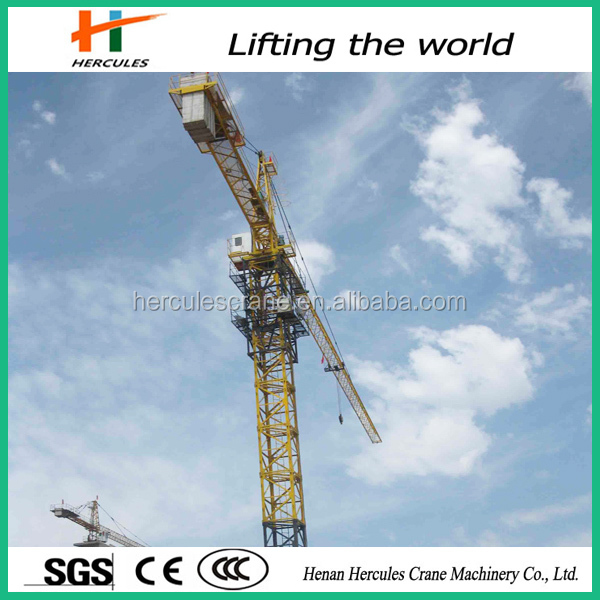 Hot Sell Construction Used Liebherr Yongmao Tower Crane with High Quality