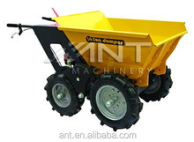 ebay dumper, palm tractor,oil palm harvester.gas wheel barrow/barrow wheel with extension side