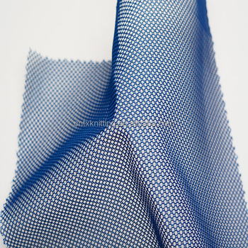 manufacture 100% polyester mesh fabric for sport shoes,tear resistant knitting fabriic